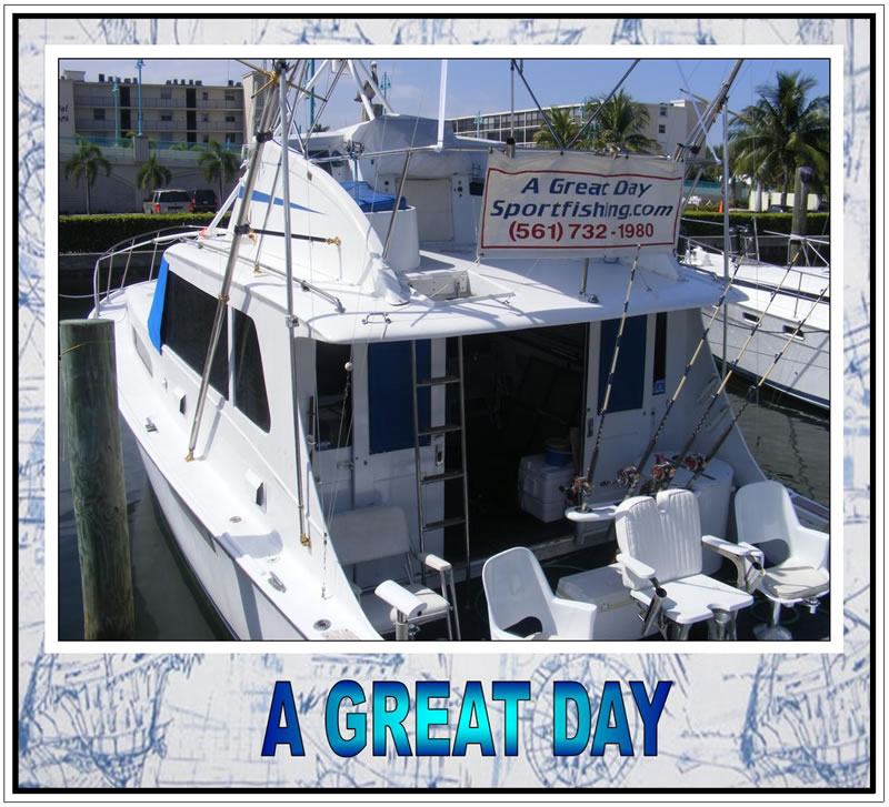 Great Day Charter Boat